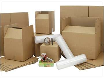 Box Packing Services